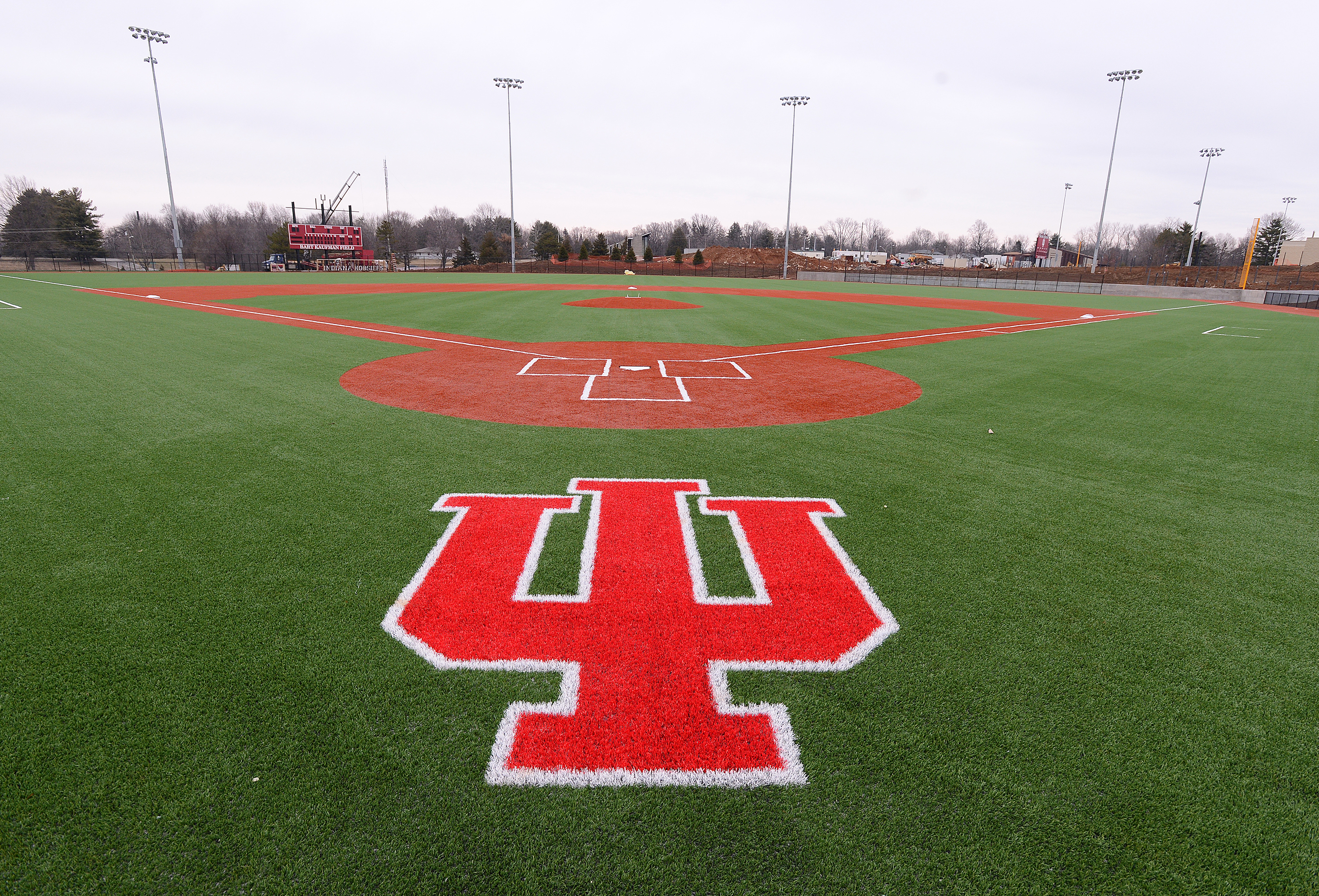 IU Baseball ground