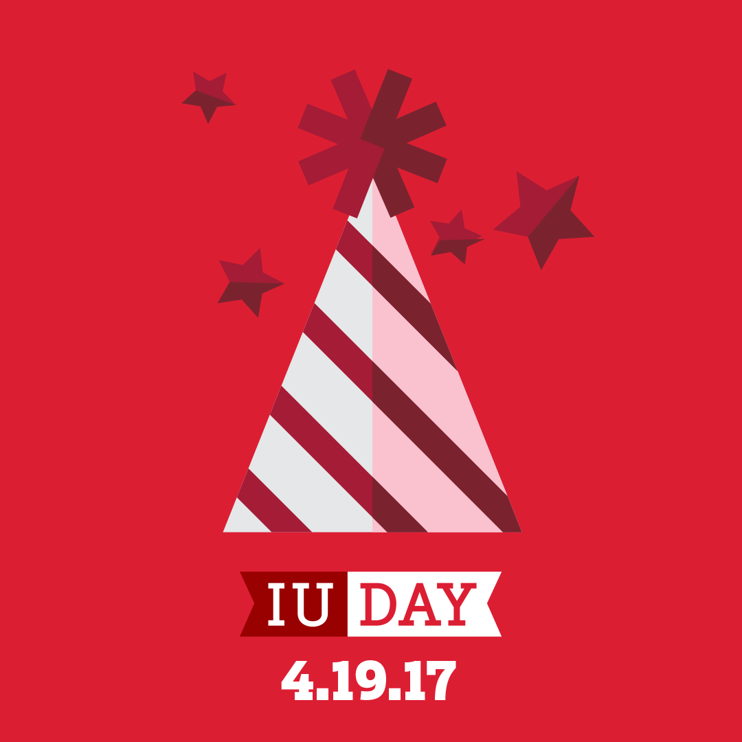 IU Day poster