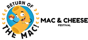 Mac & Cheese festival poster
