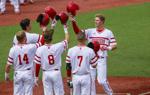 IU Baseball team