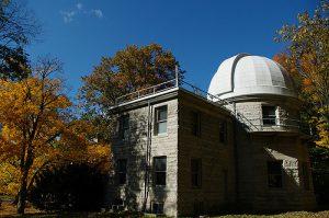 Observatory near Kirkwood