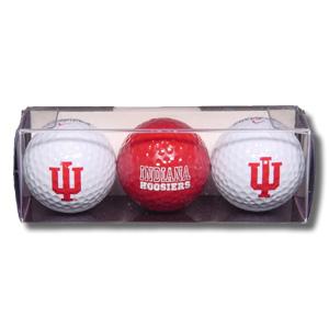 IU golf balls