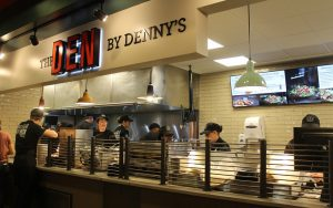 Den by Denny's at Foster
