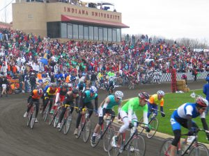 Little 500 bikes racing