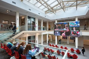 Media School Commons
