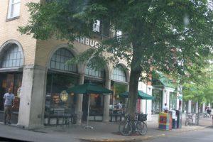 Starbucks near Kirkwood