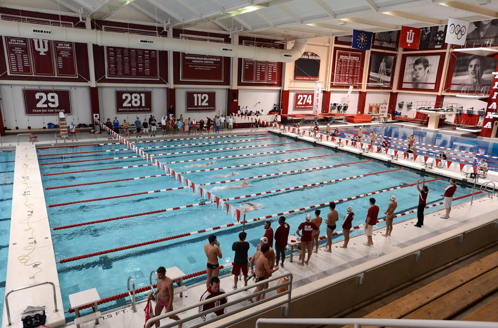 IU Swimming Pool