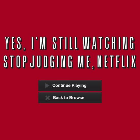Netflix meme