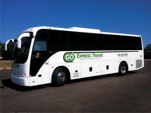 Go Express Travel bus