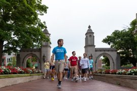Walking through the Sample Gates