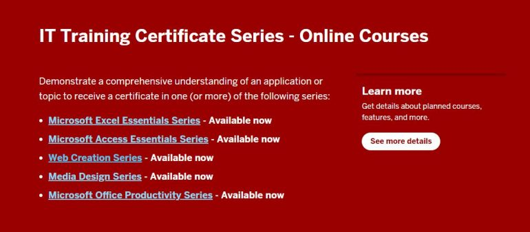 IY Training certificates- Online courses thumbnail