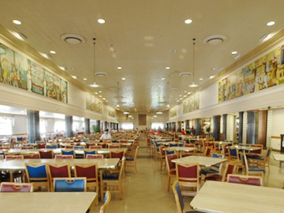 Indiana University Dinning Hall