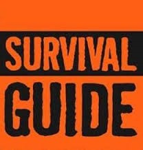"Icon that says ""Survival Guide"""