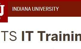 UITS IT Training
